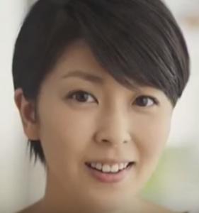 松たか子の素敵すぎる髪型、山崎...