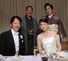 松本紀保さんの結婚式