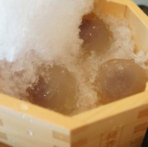 餅惣・カキ氷