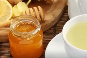 ハチミツ湯